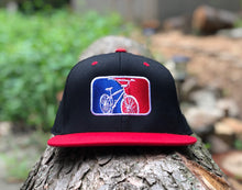 R.O.S. Major League Bikes Snapback Hat