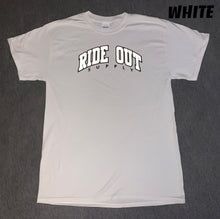 Ride Out Supply Arched Reflective T-shirt