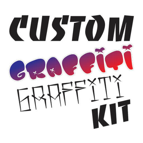ROS Custom Reflective Graffiti Kit