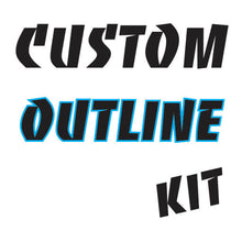ROS Custom Reflective Outline Kit
