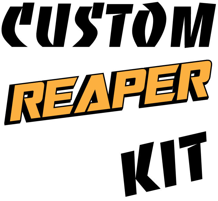 ROS Custom Reflective Reaper Kit