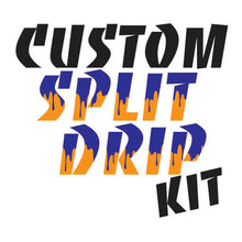 ROS Custom Reflective Split Drip Kit