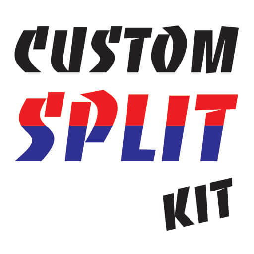 ROS Custom Reflective Split Kit