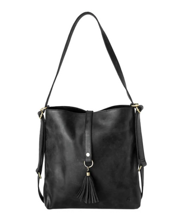 Slingback Bag - Black