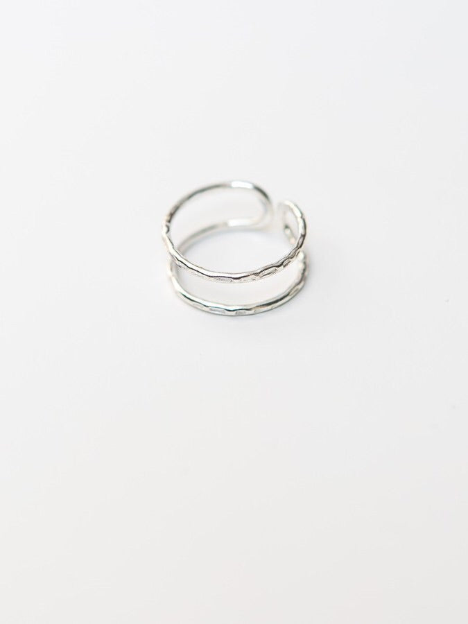 Illusion Ring - Silver