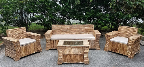 Driftwood Couch Set