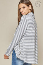 Hattie Striped Jacket