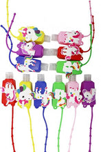 Unicorn Hand Sanitizer Carrier--Assorted Colors