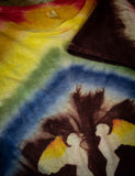 Vintage Record Plant Tie Die T Shirt (Ridiculously Rare) Late 60s Small