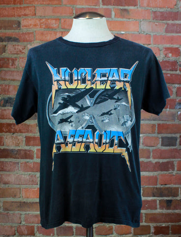 Vintage Extreme Concert T Shirt 1990-91 It's A Monster Tour - XL