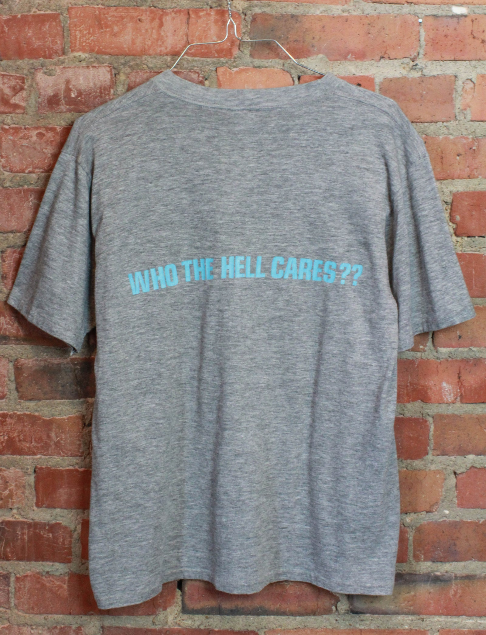 On What Grounds Vintage T-Shirt