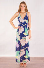Floral Cross Over Maxi