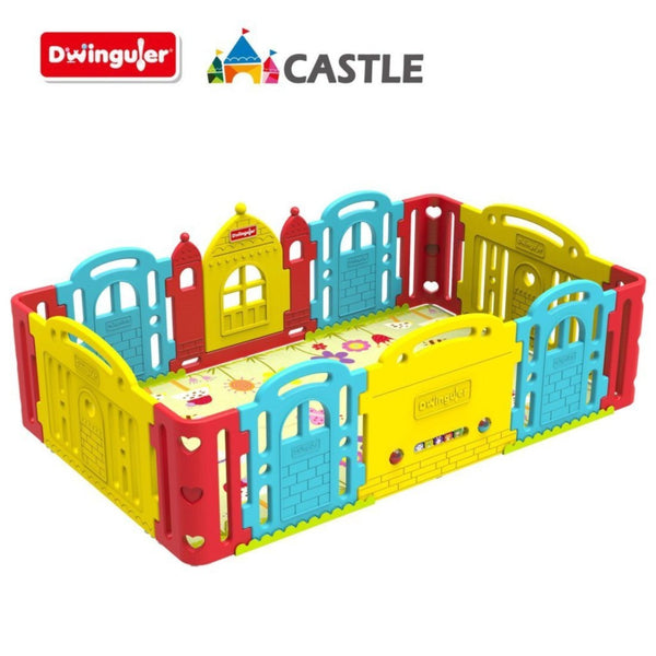 Castle Playpen - Rainbow