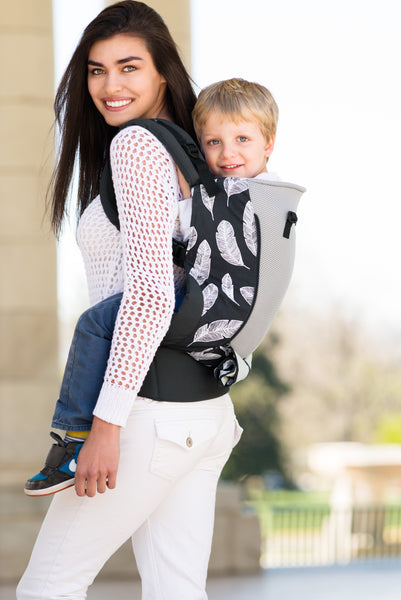 CarryOn Toddler Carrier - Birds of a Feather
