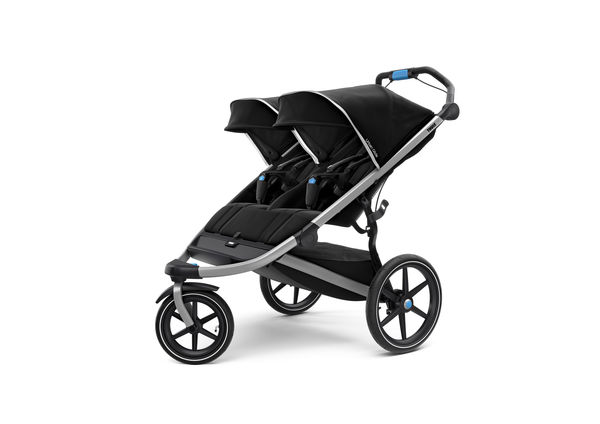 Urban Glide 2 Double - Jet Black