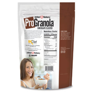 ProGranola Cereal Chocolate Cluster, Proteina Keto, 518 gr