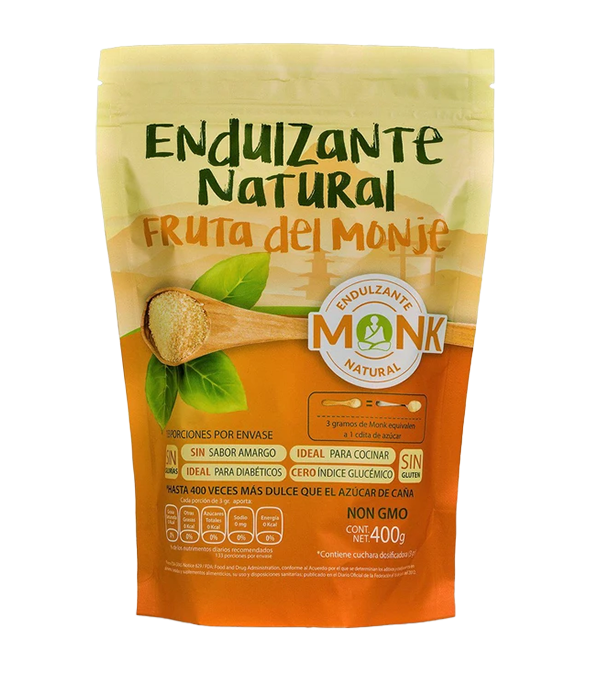 Monk, Endulzante 400g