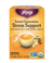 Sweet Clementine Stress Support - Infusión Herbal Adaptogena, Clementina con Rooibos y Ashwagandha