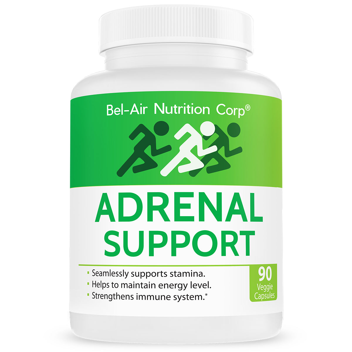 Adrenal Support Immune System Booster Vitamins Longevity Premier Nutraceuticals Inc