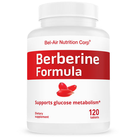 Bel-Air Berberine Formula (120 tablets)