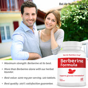 Bel-Air Berberine Formula (60 tablets)