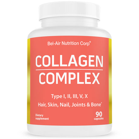 Bel-Air Collagen Complex (Type I, II, III, V, X)