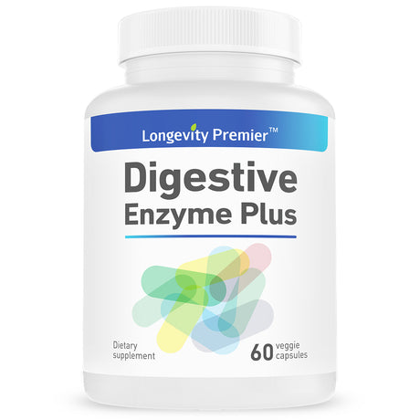 Longevity Digestive Enzyme Plus
