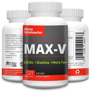 Max-V Male Performance Enhancement [21 Capsules Package]