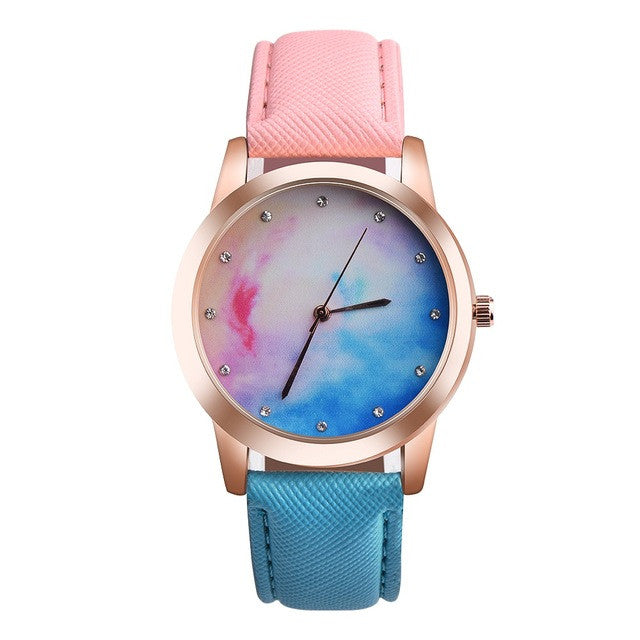 RainbowTime™ Unicorn Quartz Rainbow Watch
