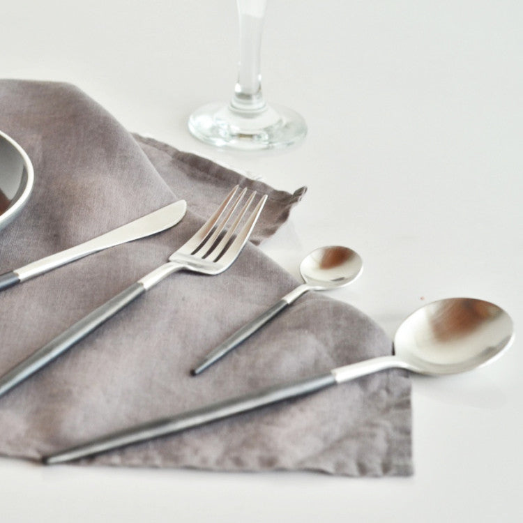 SpaceHome™ - Premium 18/10 Stainless Steel Silverware Set