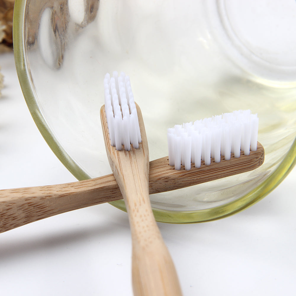 GoBamboo™ The Eco Bamboo Toothbrush