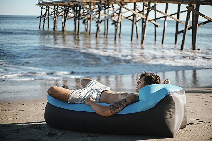 NiceHammock™ - Inflatable Hammock - Inflatable Sofa - Inflatable Lounger