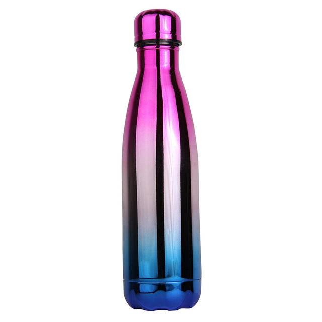 SugarBottle™ - Stainless Steel Rainbow Water Bottle