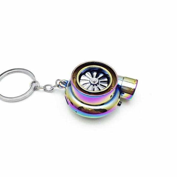 TurboFire ™ LIMITED EDITION Electric Lighter Keychain