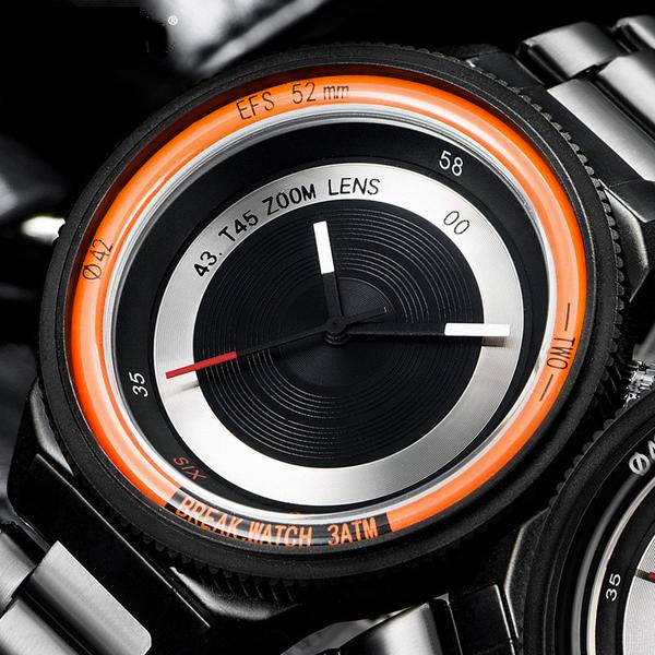 ClickZoom 2.0 Quartz Sport Watch
