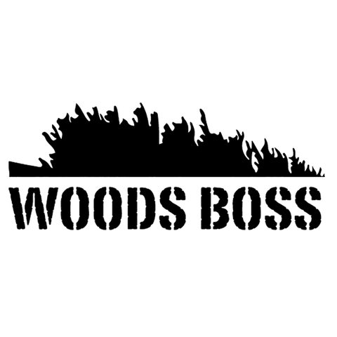 Woods Boss Brewing Logo