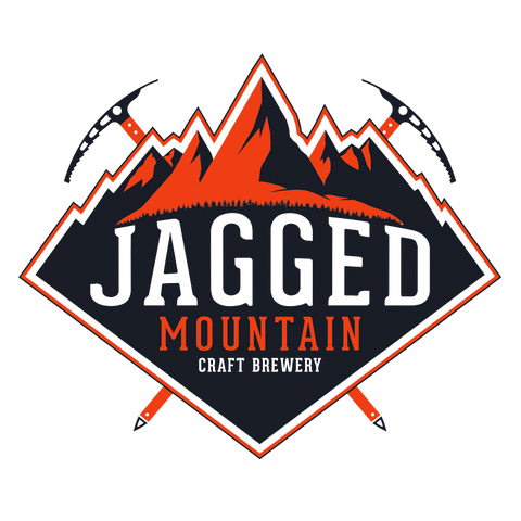 Jagged Mtn Brewing Logo
