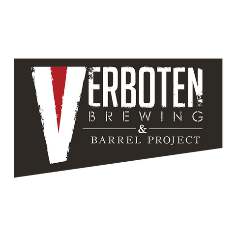Verboten Brewing Logo