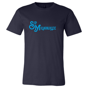 """Brew City Blue"" SipMilwaukee Shirt"