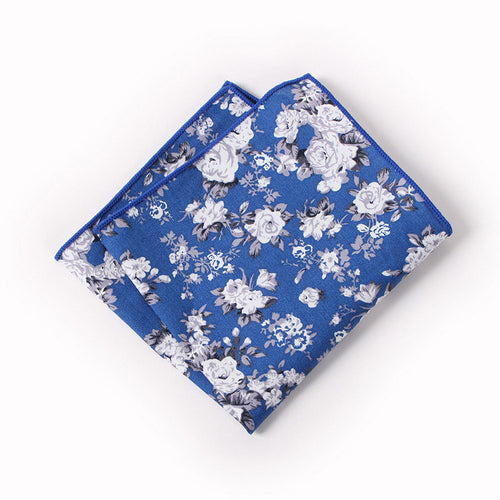The Ralph Floral Pocket Square N°5 by SCOTCH & TIES