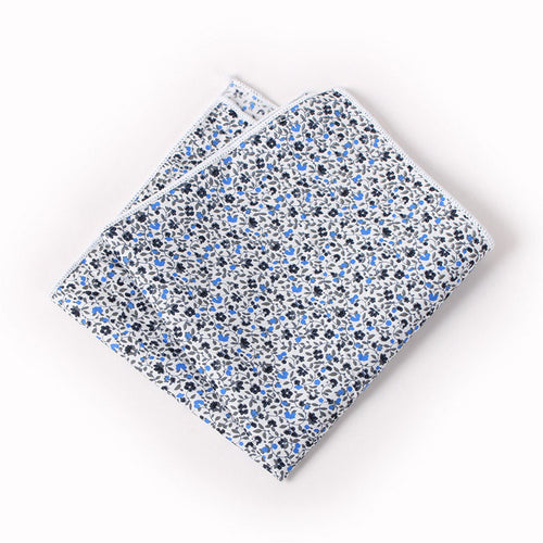 The Kors Floral Pocket Square N°2 by SCOTCH & TIES