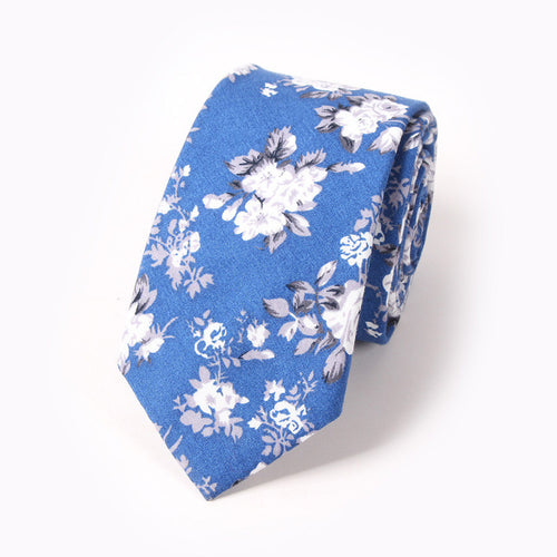 The Ralph Floral Tie N°5 by SCOTCH & TIES