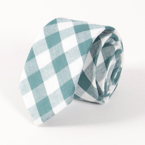 The Hardy Gingham Tie N°3 by SCOTCH & TIES