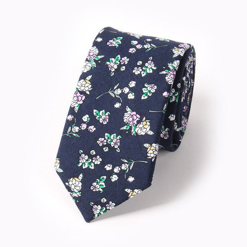 The Arquette Floral Tie N°1 by SCOTCH & TIES