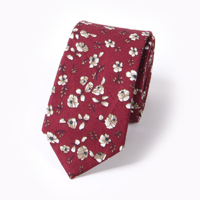 The Valentino Floral Tie N°6 by SCOTCH & TIES