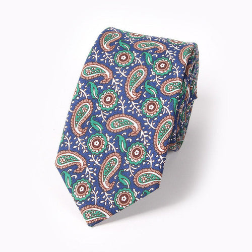 The Lagerfeld Paisley Tie N°2 by SCOTCH & TIES