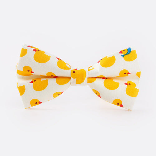 The Tipsy Duck Bow Tie N°99 by SCOTCH & TIES