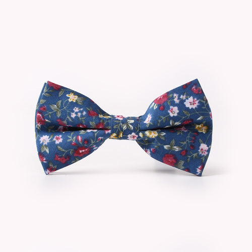 The Grant Floral Bow Tie N°1 by SCOTCH & TIES