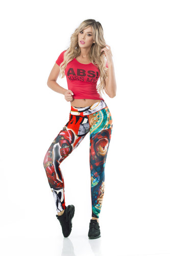 Iron Man Legging