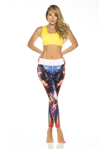 Wonder Woman Legging